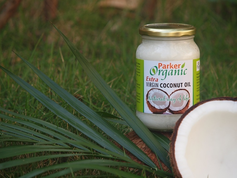 Parker Organic Extra Virgin Coconut Oil Parker有機初榨冷壓椰子油
